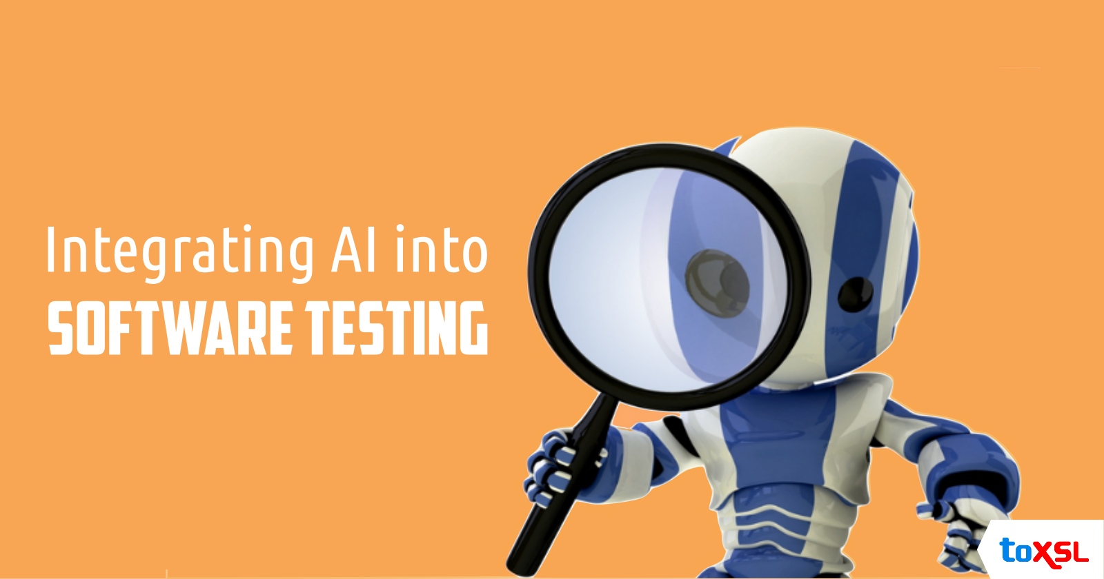 Integrating AI into Software Testing