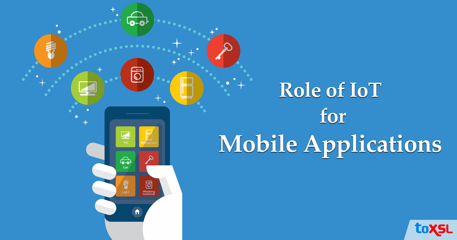 Why is IoT the Future of Mobile Applications?