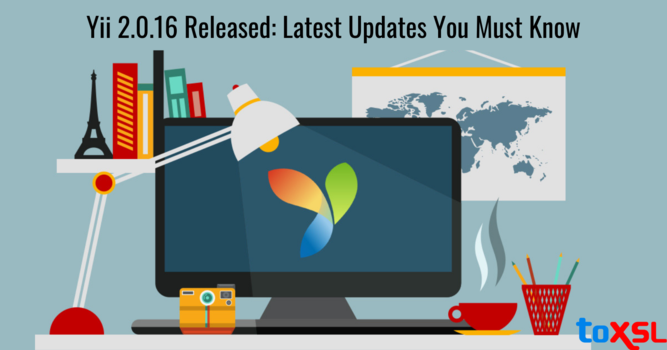 Yii 2.0.16 Released: Latest Updates You Must Know