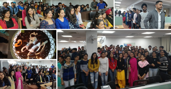 Women's Day Celebration at ToXSL Technologies