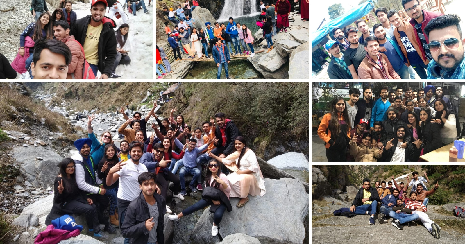 An Adventerous Trip to Triund Hills