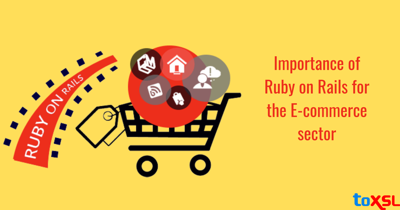 Top Reasons To Use RoR For E-commerce Development