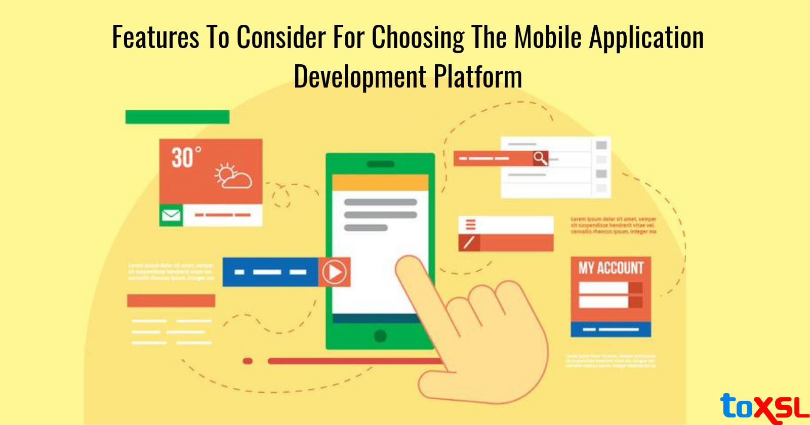 How To Choose The Right Mobile Application Development Platform?