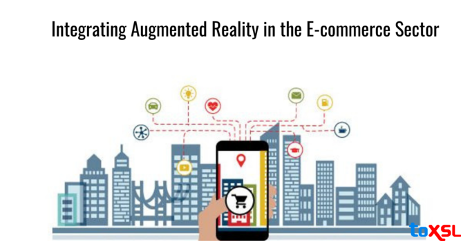 How Augmented Reality Will Revolutionize the E-commerce Industry