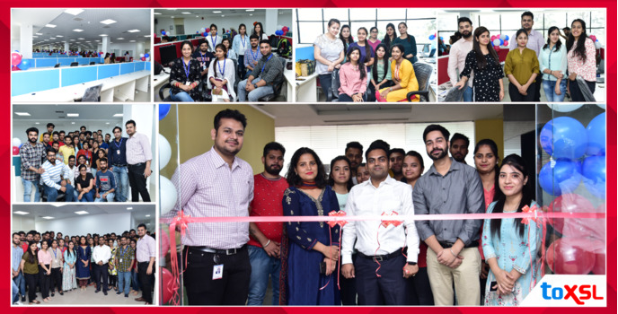 ToXSL Moves to New Office to Accommodate Continued Growth