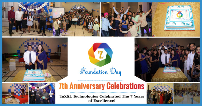 7th Foundation Day Celebration: Reviving the Unforgettable Moments
