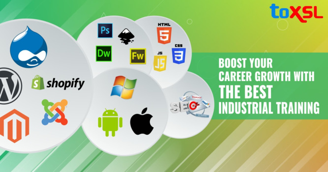 Boost your Career Growth With the Best Industrial Training