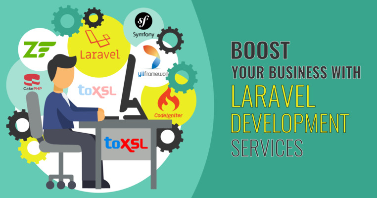 Boost Your Business With Laravel Development Services