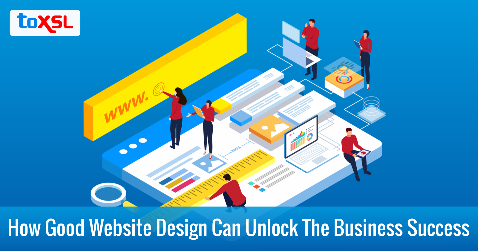 How Good Website Design Can Unlock The Business Success