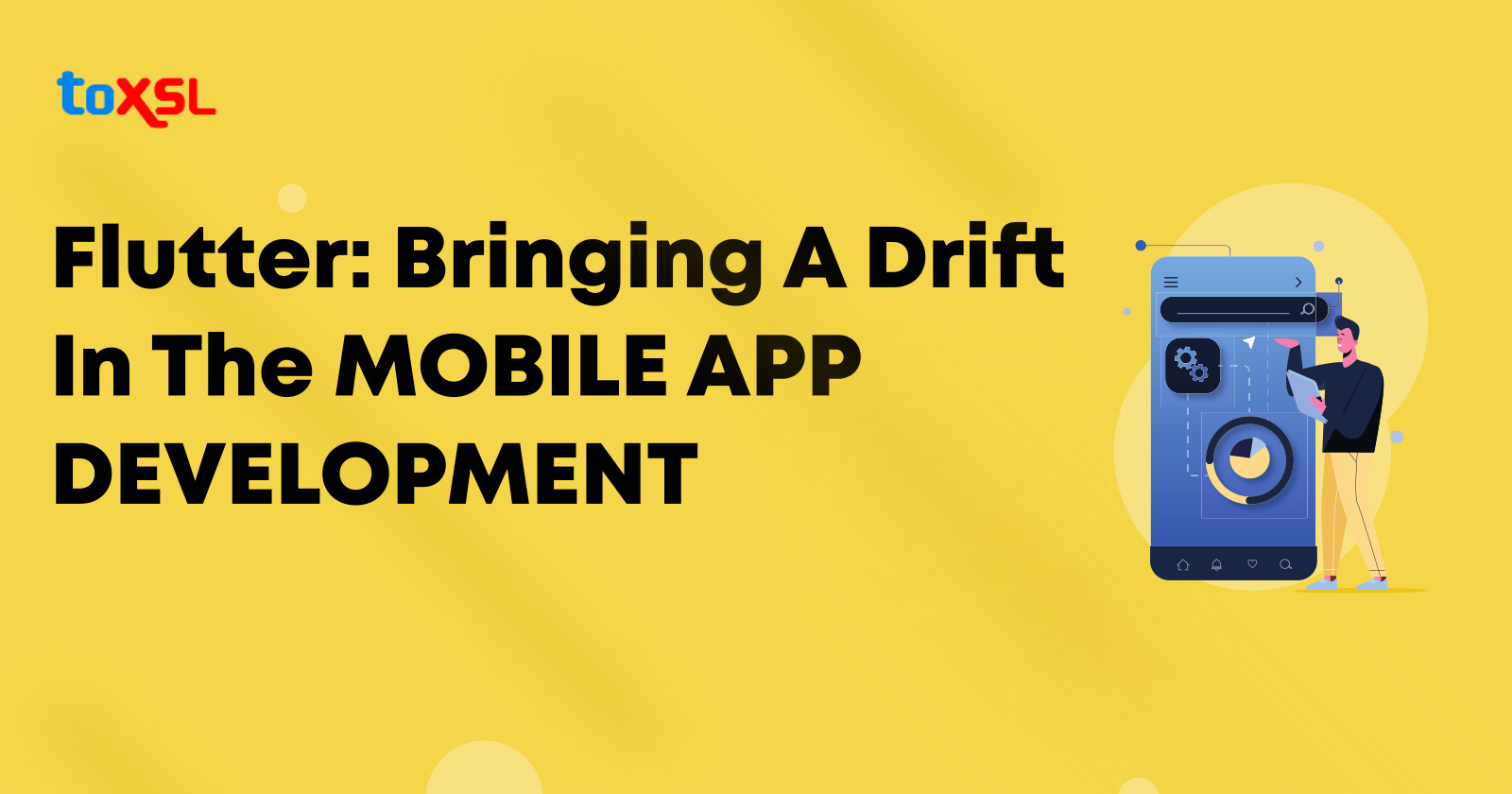 Flutter: Bringing a Drift in the Mobile App Development