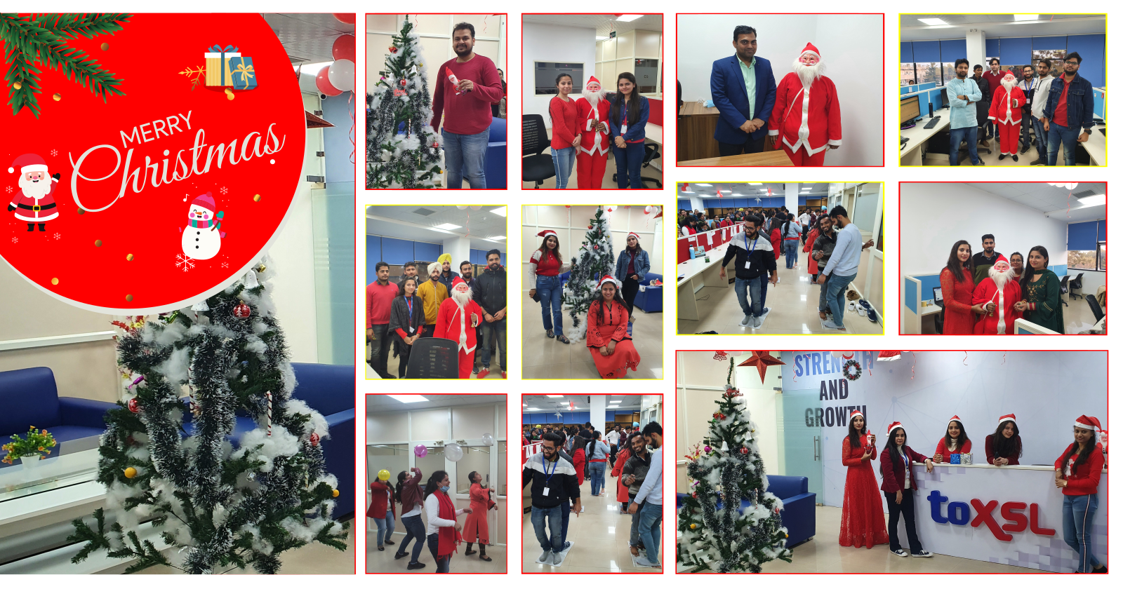 From Jingle Bells to Joy, Here is How we Celebrated Christmas 2020!