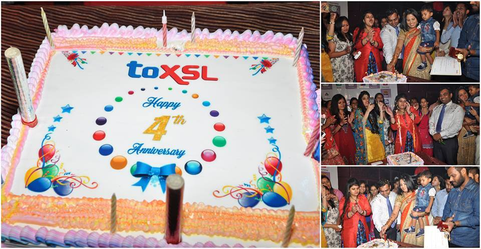 Success Fiesta: Celebrating Four Years Of Excellence