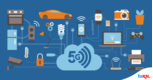 Impact of 5G on Internet of Things