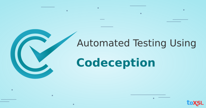 Automated Testing of Web Apps using Codeception