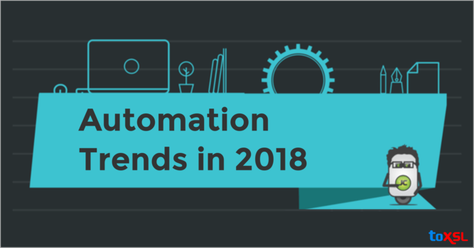 Automation Trends in 2018