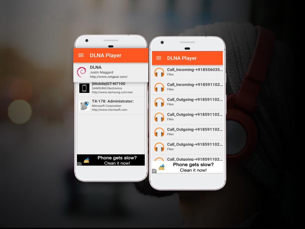 DLNA App