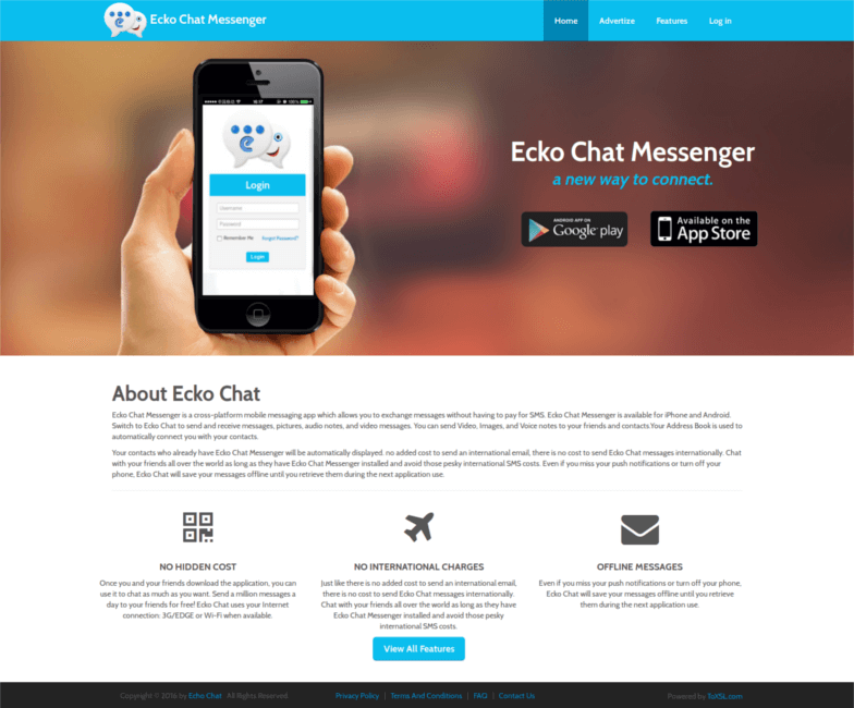 Ecko Chat Messenger