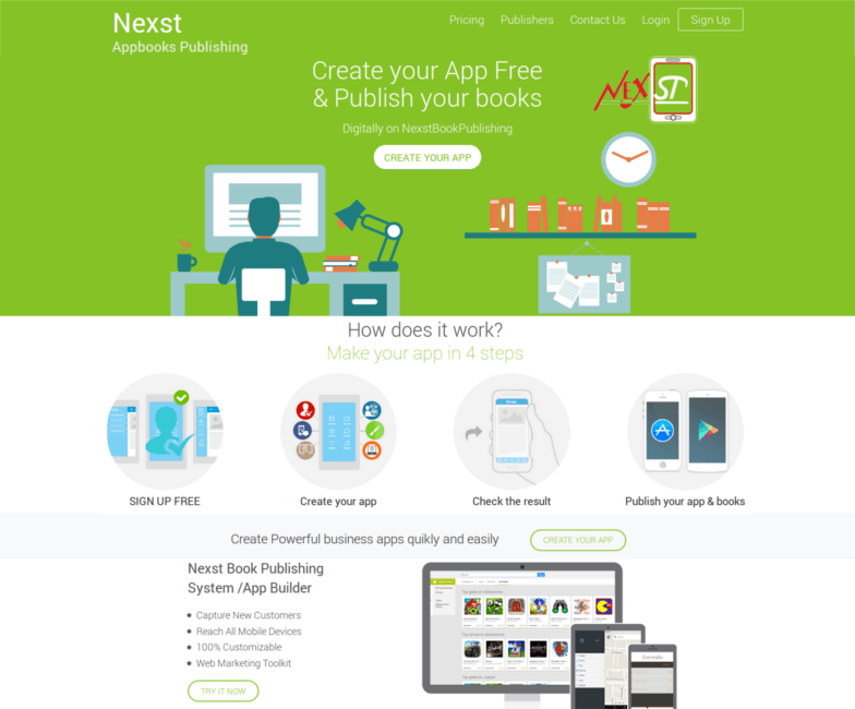 Nexst Appbooks Publishing