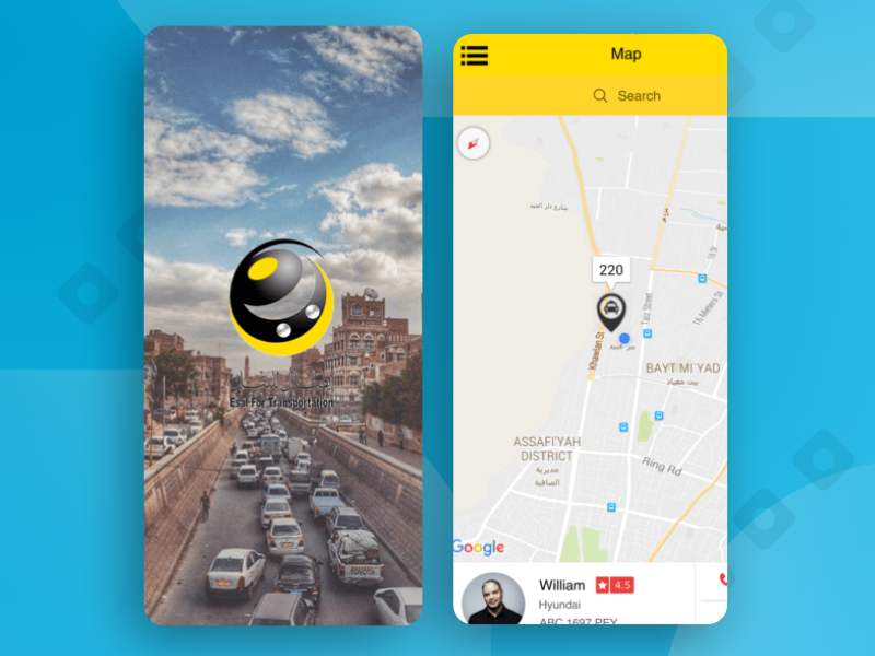 Customization Of Taxi