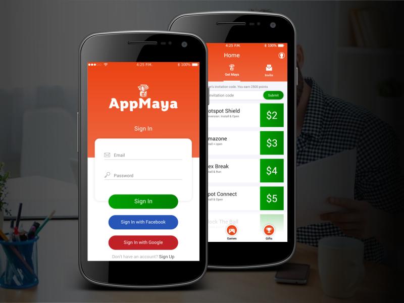App Maya